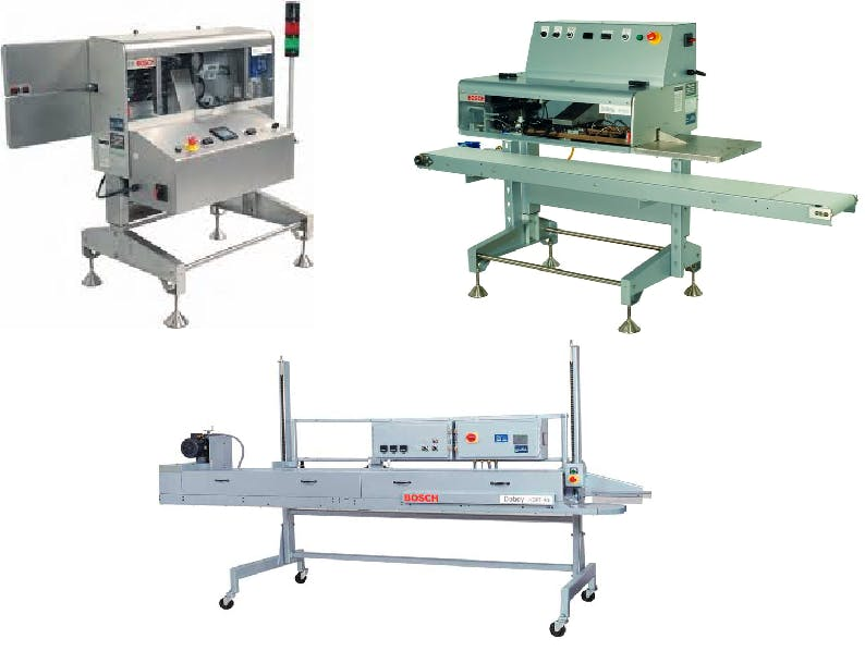 Bosch Doboy Band Sealers