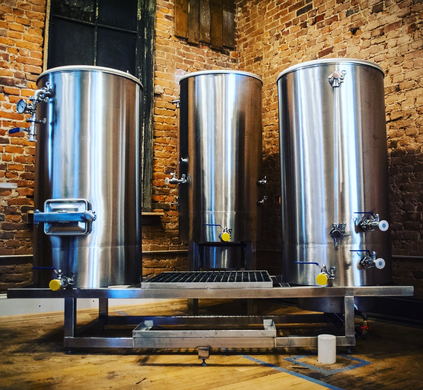 Systech Brewhouse Brewhouse sold by Systech Stainless Works, LLC