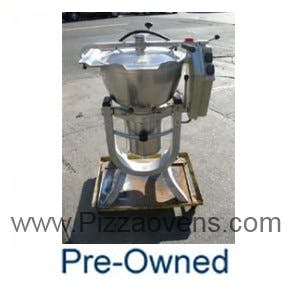 Pre-Owned Hobart HCM 450 Cutter Mixer (45 Qt) Mixer sold by pizzaovens.com