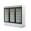 ARMD-72 Asber, triple glass door Merchandiser Refrigerator - Commercial refrigerator sold by Easy Refrigeration Company