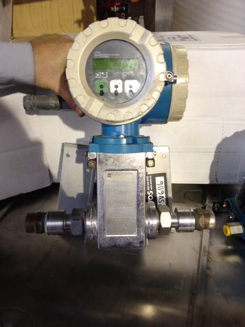 PROMAG A 33A125 Flow meter Flow Meter sold by Aevos Equipment