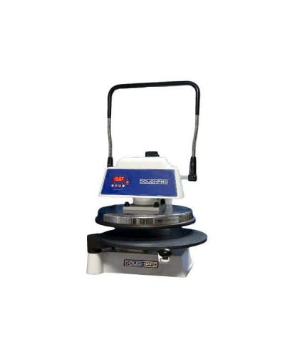 DOUGHPRO DP1100 (USED) MANUAL PIZZA PRESS Dough press sold by NJ Restaurant Equipment