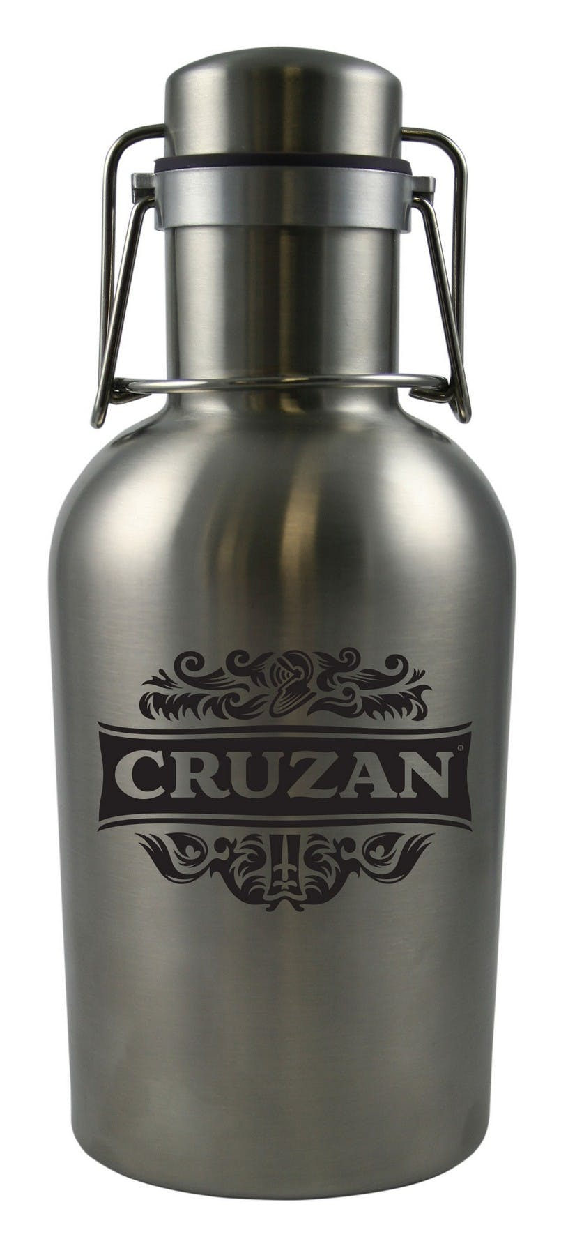 32 Oz. Stainless Steel Growler (Item # JFIHL-JVDWK) Growler sold by InkEasy