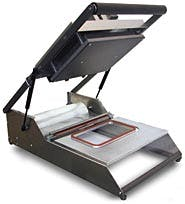 HS300 Tray Sealer Hand Operated Tray Sealing Tray sealer sold by Performance Manufacturing / Packaging Systems LLC