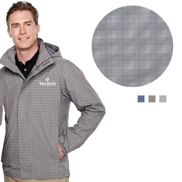 Men Edinburgh/Ladies Inverness Jacket Promotional apparel sold by MicrobrewMarketing.com