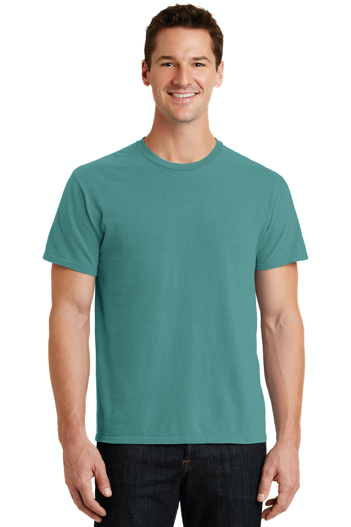 Port & Company® - Pigment-Dyed Tee - sold by PRINT CITY GRAPHICS, INC