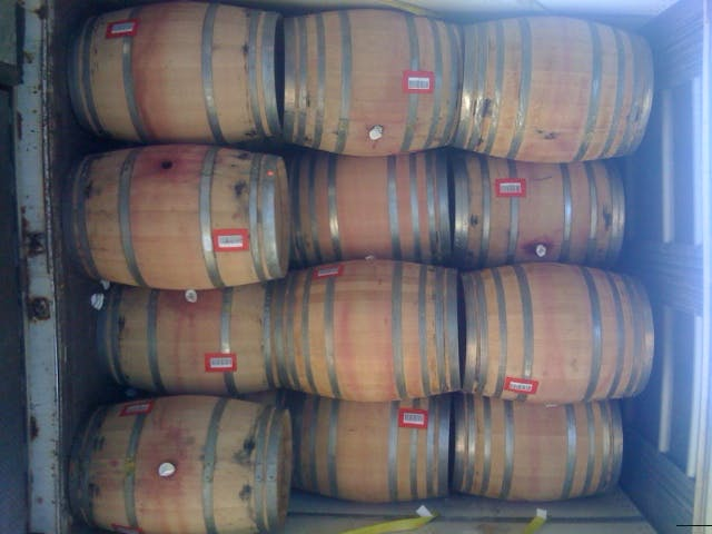 Used wine barrels suitable to reuse for winemaking Barrel sold by Quality Wine Barrels