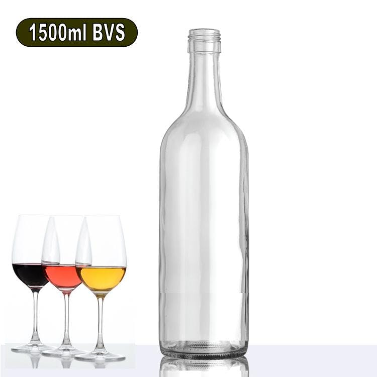 1.5L W1500F-BVS Bordeaux Wine Bottle Wine bottle sold by Wholesale Bottles USA