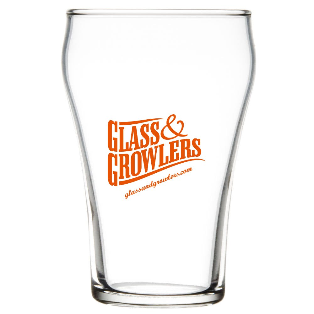 Bell Fountain 6.75 oz Beer glass sold by Glass and Growlers