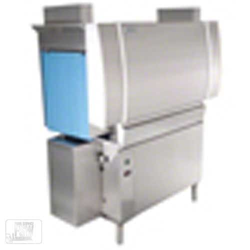Jackson - CREW 44 218 Rack/Hr Low-Temp Conveyor Dishwasher Commercial dishwasher sold by Food Service Warehouse