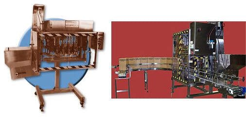 Cost-effective Cappers and Capping Machines Bottle capper sold by Filling Equipment Co., Inc.