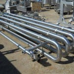 HS-0872- 4? Holding Tube Heat exchanger sold by Ullmer's Dairy Equipment
