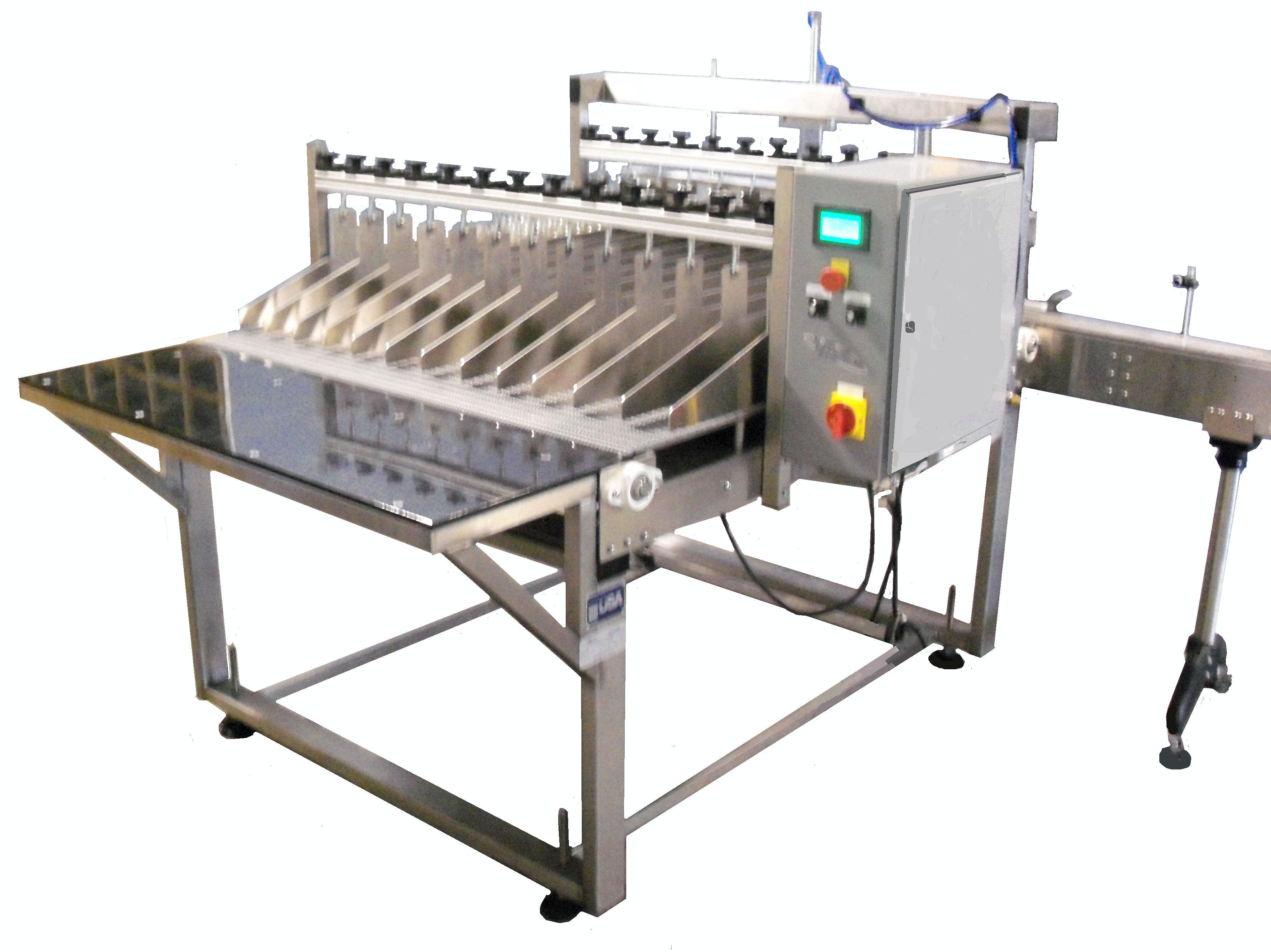Power Conveyor Systems - sold by Liquid Packaging Solutions