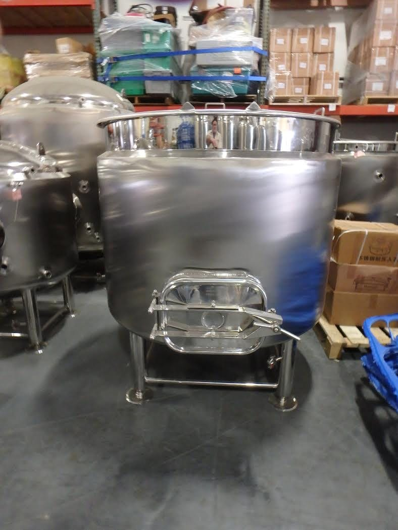 7 bbl Insulated Mash Tun Brewhouse sold by GLACIER TANKS
