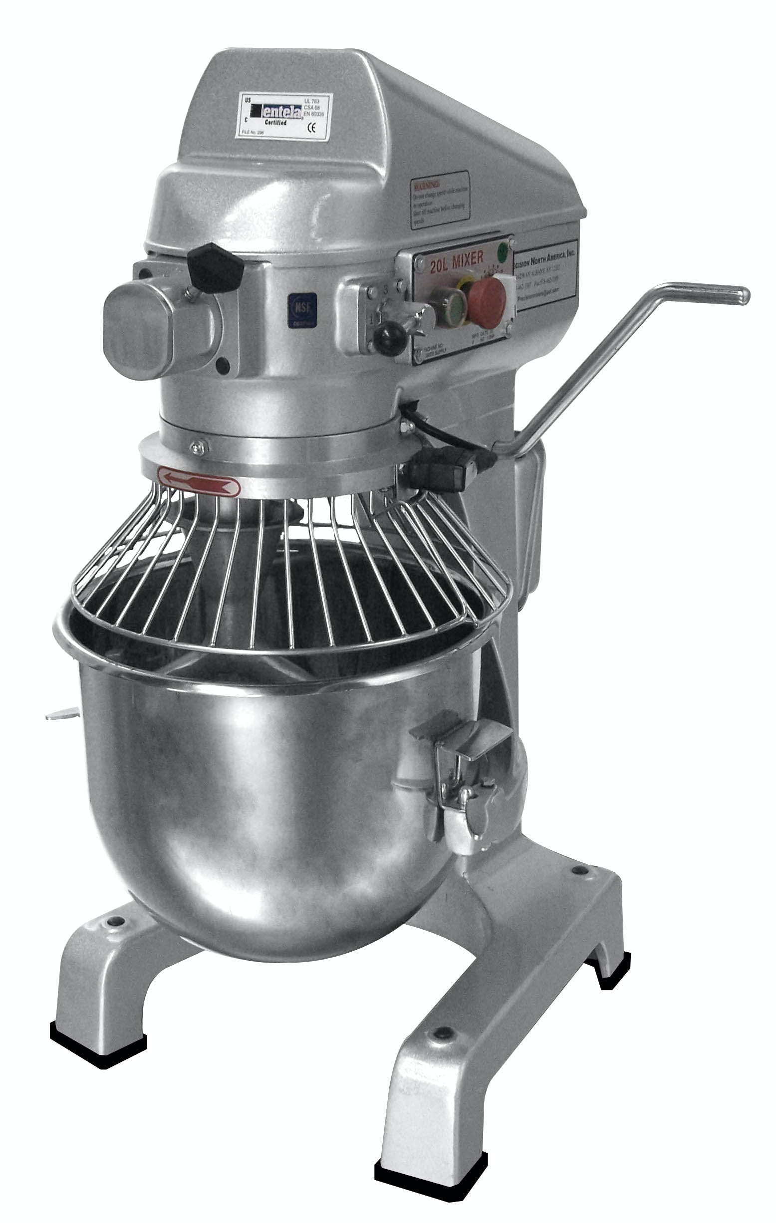AV-02 Mixer sold by Precision North America Food Machinery