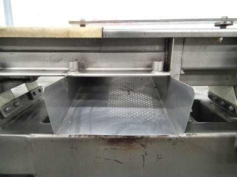 Smalley Vibratory Shaker Stainless Steel Conveyor (E5037) Conveyor sold by Sigma Packaging