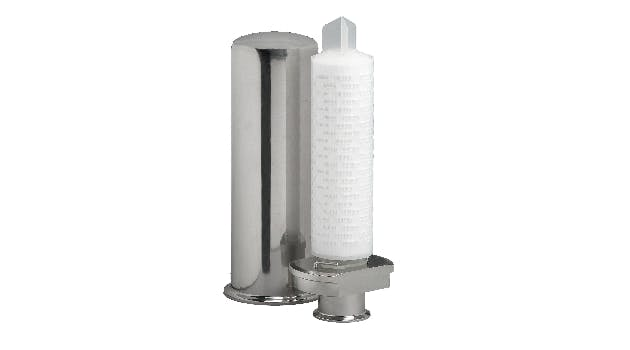 Vent Housing Tank vent filter sold by Nova Filtration Technologies