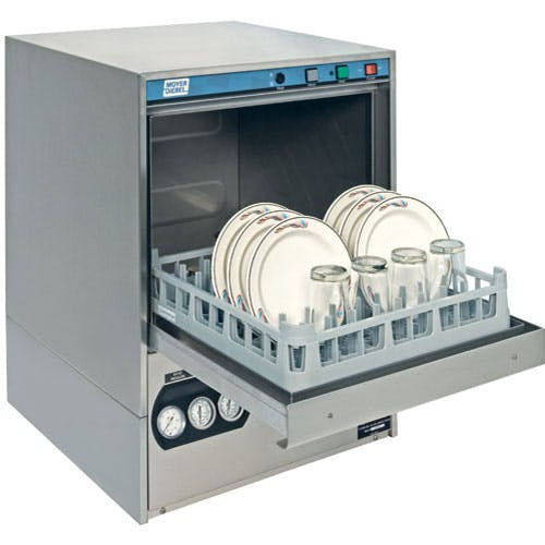 Moyer Diebel - 351HT 24 Rack/Hr High Temp Undercounter Dishwasher Commercial dishwasher sold by Food Service Warehouse