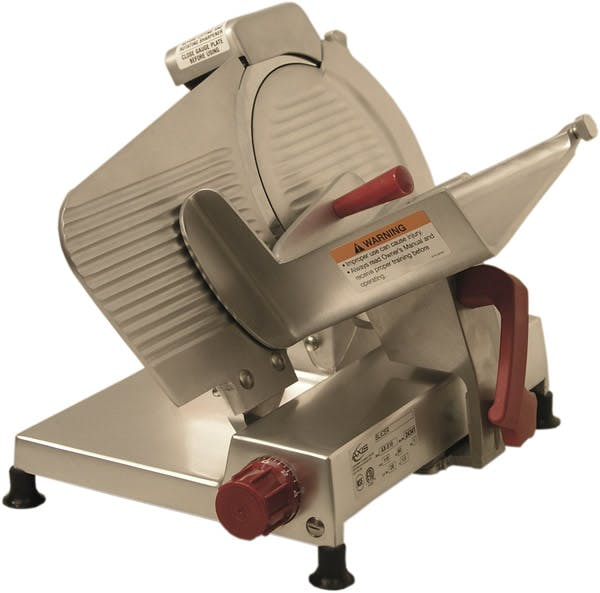 "Axis AX-S10 10"" Meat Slicer Meat slicer sold by pizzaovens.com"
