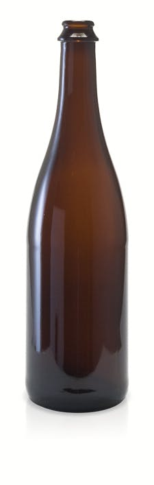 W25 Champagne 750 ml Crown - sold by Waterloo Container