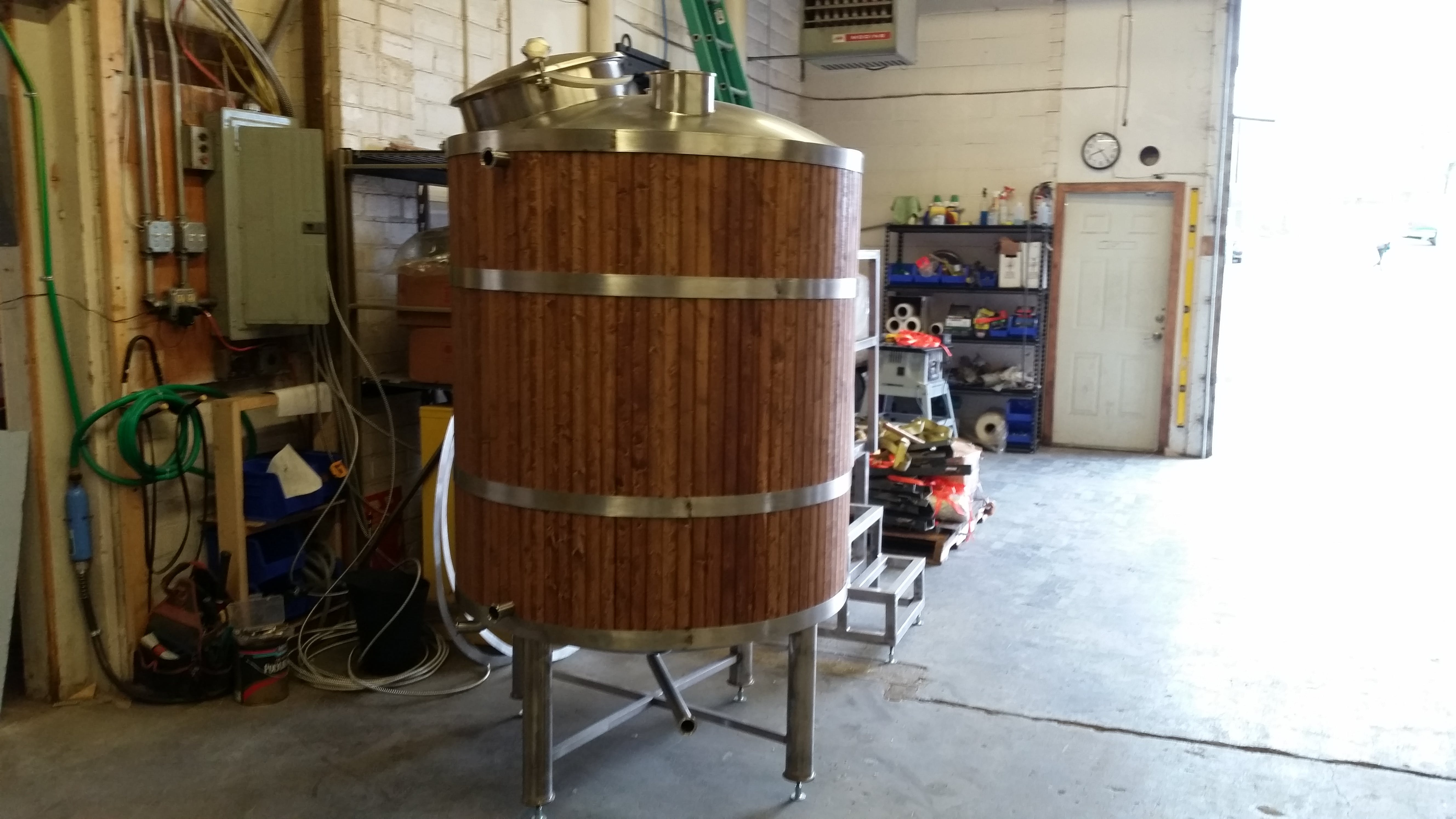 Systech Mashtun Mash tun sold by Systech Stainless Works, LLC