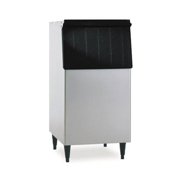 Hoshizaki BD-300SF Ice Storage Bin, 300 Lb Capacity, Stainless Steel Finish Ice machine sold by Mission Restaurant Supply