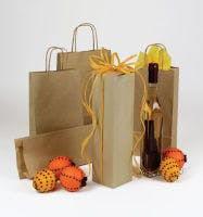 Kraft Paper Bags Bag sold by American Retail Supply