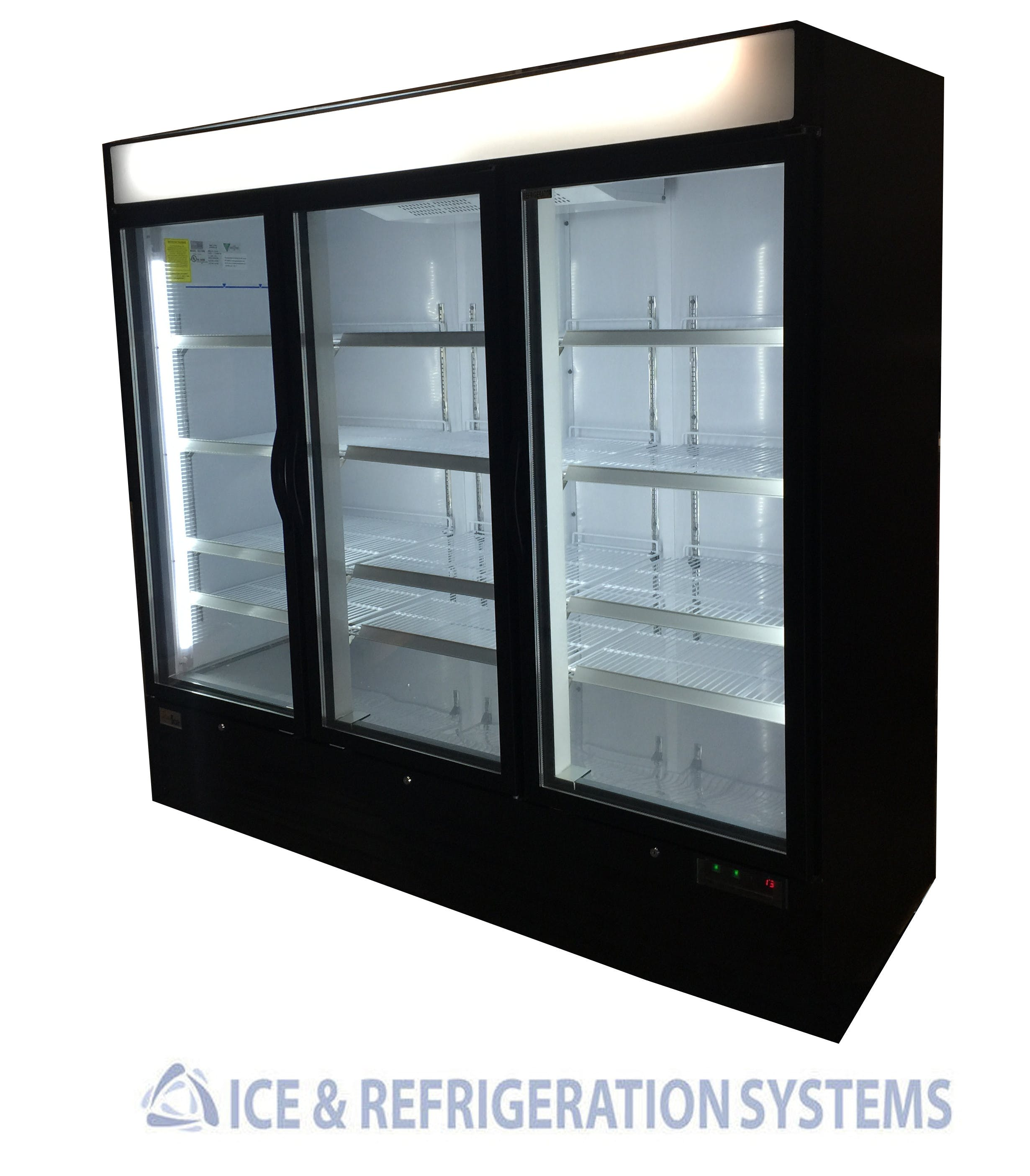 SI3-72RB Commercial refrigerator sold by Ice & Refrigeration Systems