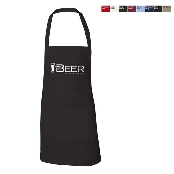 FeatherLite - Full Apron Promotional apparel sold by MicrobrewMarketing.com