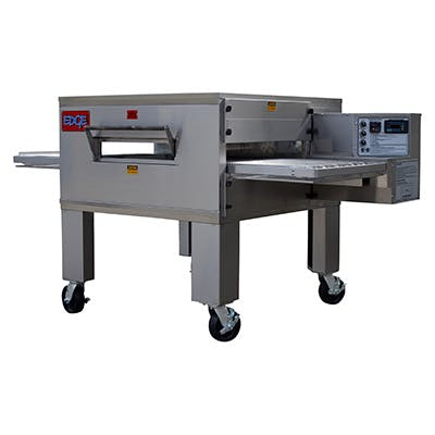 EDGE 2440 Series Single-Stack Gas Conveyor Pizza Oven Pizza oven sold by Pizza Solutions