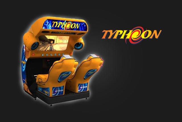 Triotech 10 Ride Update - sold by Betson Enterprises