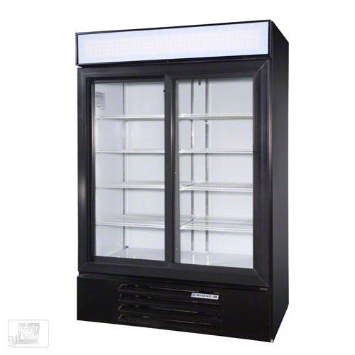 "Beverage Air - LV45-1 52"" Glass Door Merchandiser Commercial refrigerator sold by Food Service Warehouse"