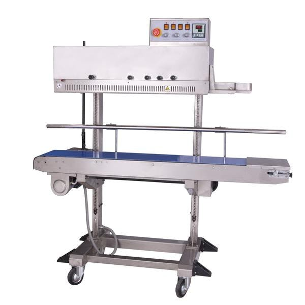FRM-1120LD Vertical Free Standing Band Sealer Bag sealer sold by Sealer Sales