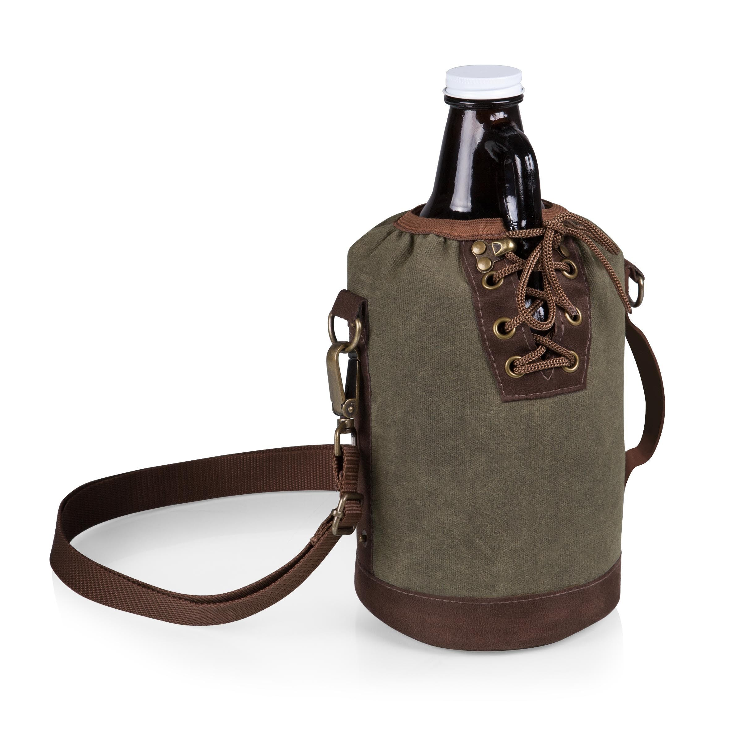 GROWLER TOTE Growler sold by Brewery Shack