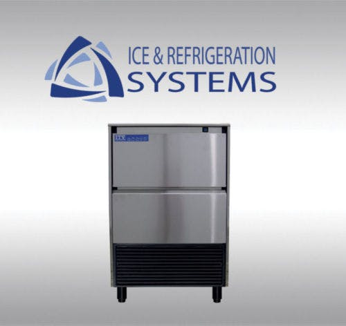 IQ200C Ice machine sold by Ice & Refrigeration Systems