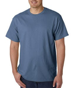 Gildan Adult Heavy Cotton T-Shirt Promotional shirt sold by Mission Screen Printing