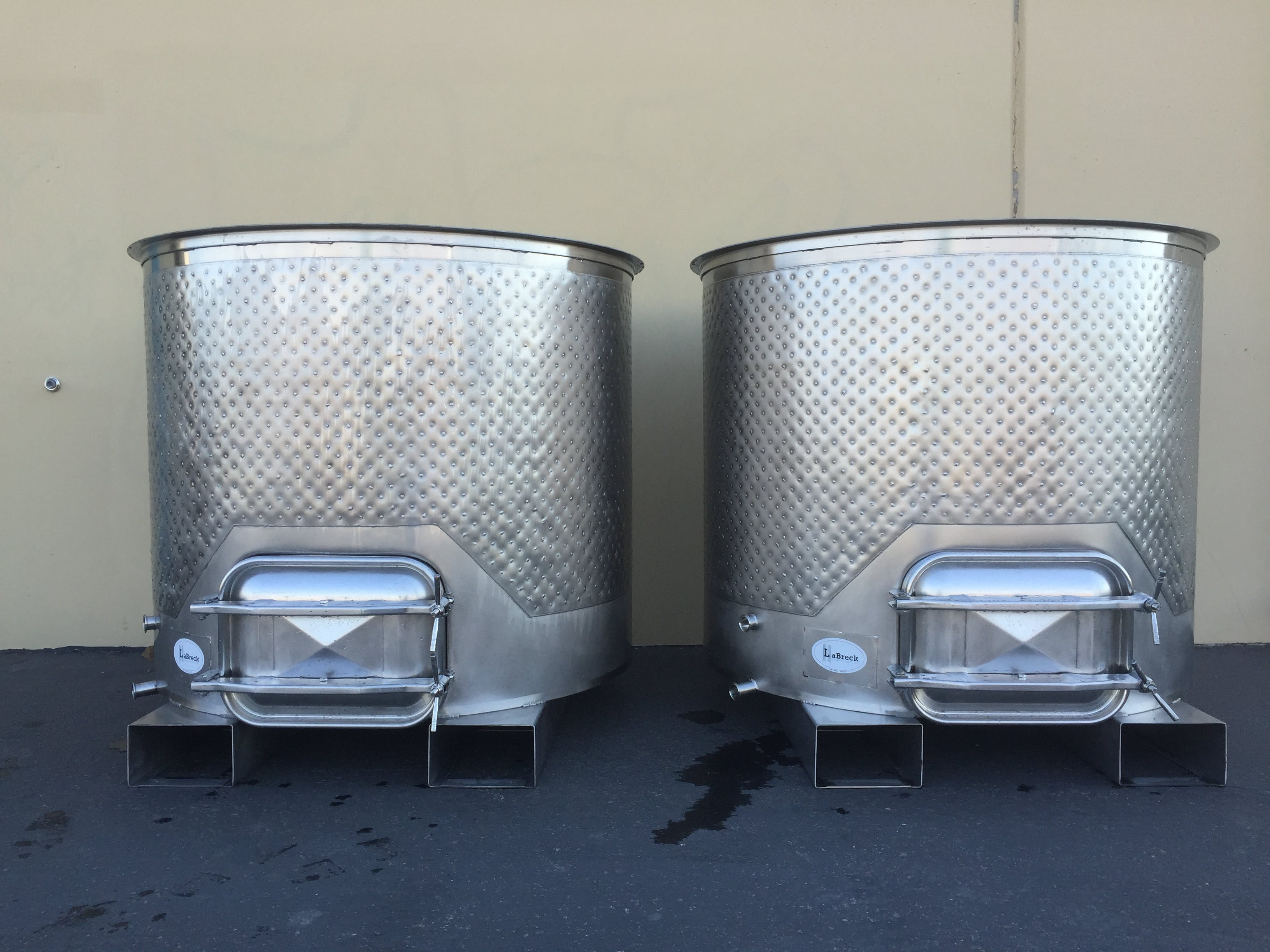 Wine Tanks Wine tank sold by LaBreck Stainless Works