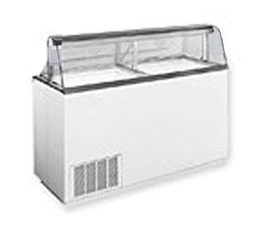 Global/Kelvinator CKDC67 Ice cream dipping cabinet sold by ChefsFirst