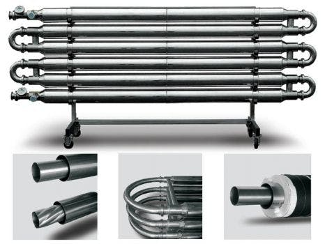 WINUS TIT 52-76 2-8 Heat exchangers Heat exchanger sold by Prospero Equipment Corp.