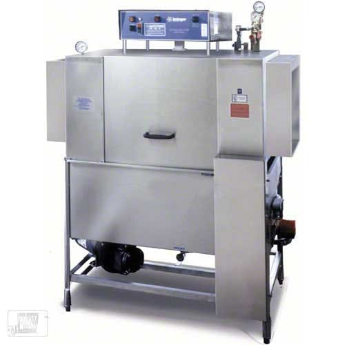 Insinger - Admiral 44-4 233 Rack/Hr Conveyor Dishwasher Commercial dishwasher sold by Food Service Warehouse