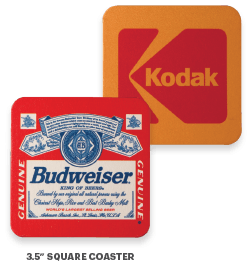 Budgetboard Digital Coasters Drink coaster sold by Carpe Diem Designs Inc.