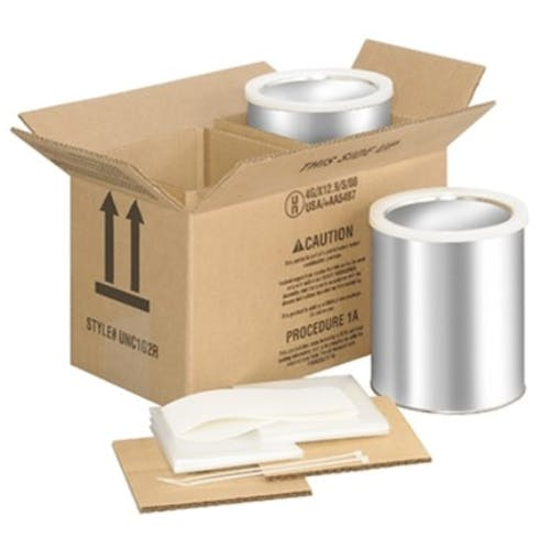 Hazardous Material Boxes & Supplies Custom box sold by Ameripak, Inc.