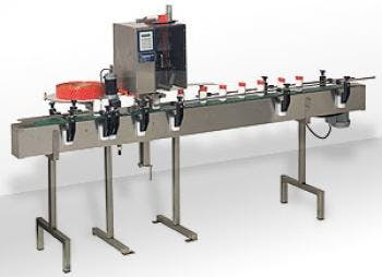SHRINK LABELING AND BAND MACHINE M5/M6 Shrink sleeve sold by MSM Packaging Solutions