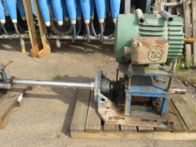 Prochem Robbins Myers Mixer Agitator Model 30PB1S 40hp Mixer sold by Peak Machinery Inc.