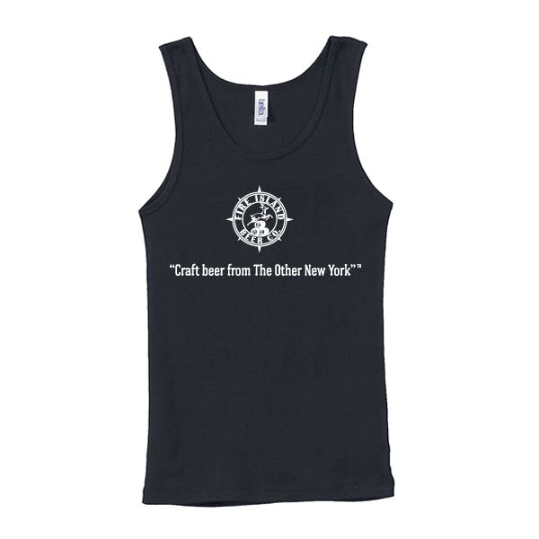 Bella Women's 1x1 Baby Rib Wide Strap Tank Promotional shirt sold by MicrobrewMarketing.com