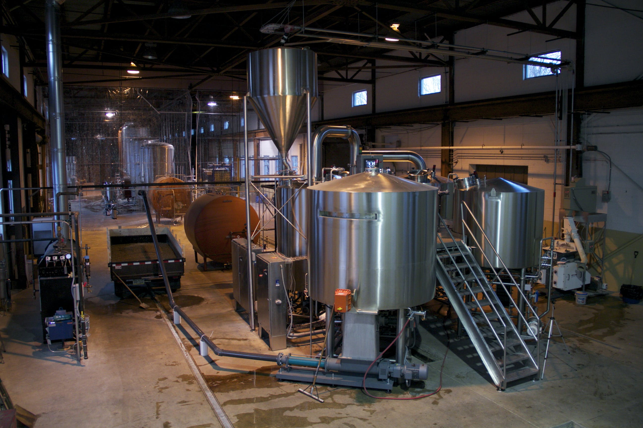 Abt 30 Bbl 4 Vessel Automated Brewouse Brewhouse