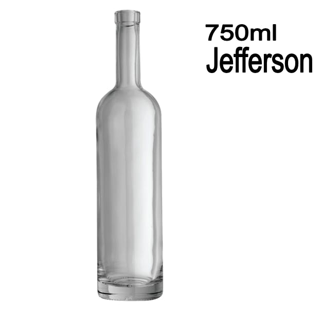 750ml Jefferson Liquor bottle sold by Wholesale Bottles USA
