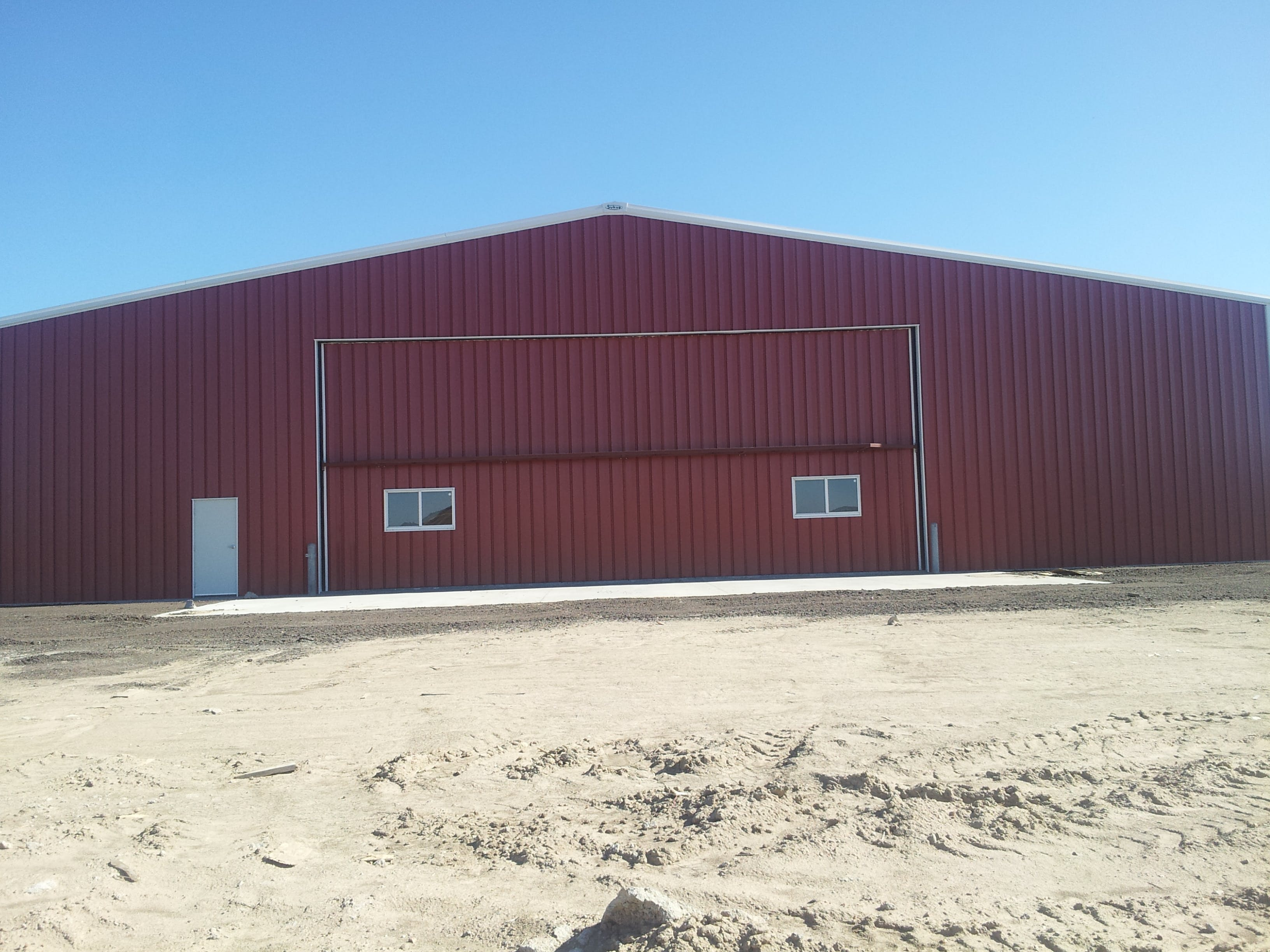 SUKUP GRAIN SOLUTIONS Grain bin sold by Sprinkler Supply LLC