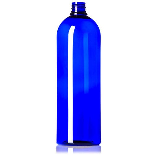 32 oz Cobalt PET Bullet Growler Growler sold by Glass and Growlers