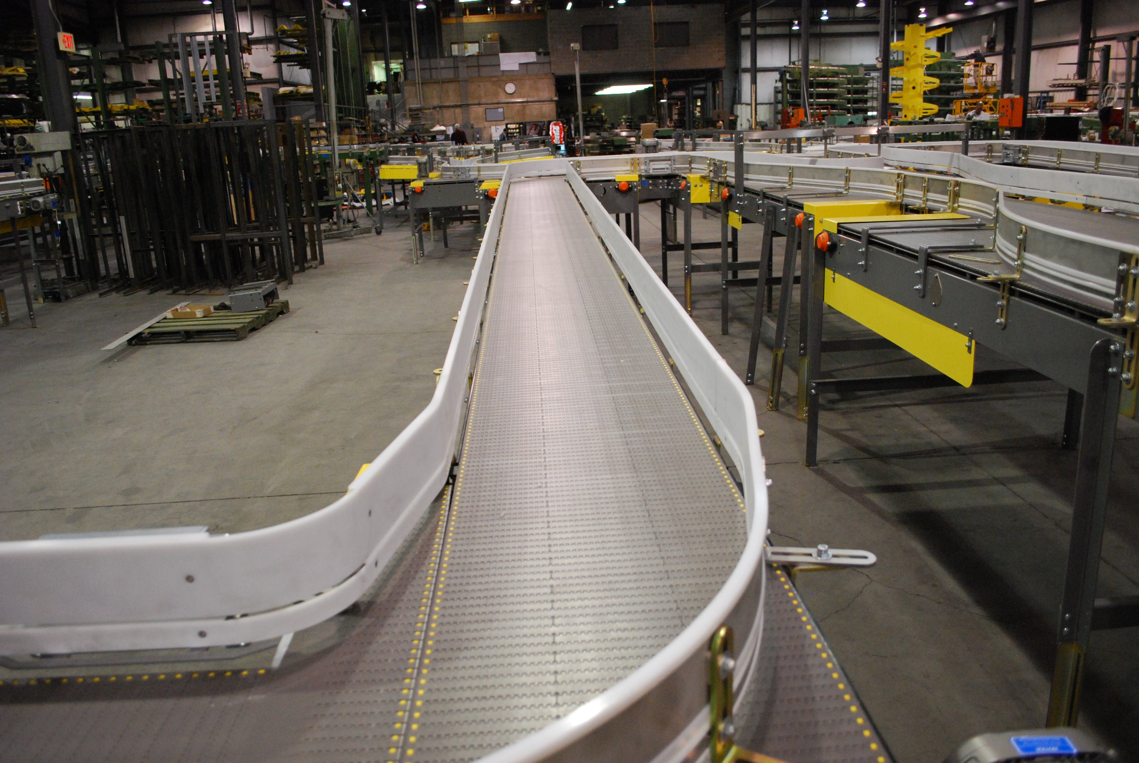 Conveyors Conveyor sold by Alliance Industrial Corporation